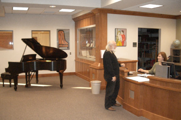 Indiana University Of Pennsylvania Cogswell Music Library